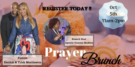 MOCI Prayer Brunch tickets