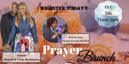 MOCI Prayer Brunch