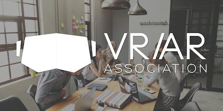 5º VR/AR Association Meetup bilhetes