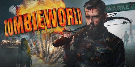 Halloween '19: Zombie World tickets