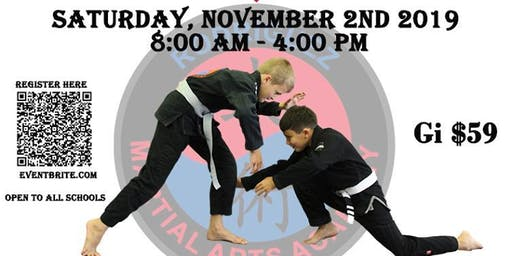DFW FALL FURY KIDS BJJ TOURNAMENT
