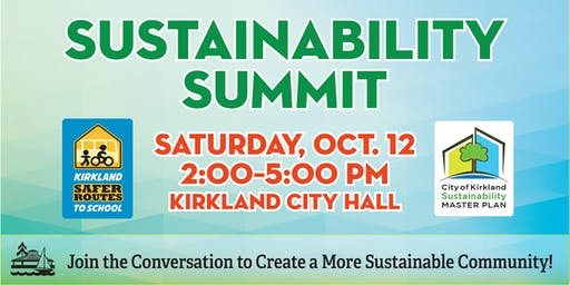 City Hall for All presents: Sustainability Summit
