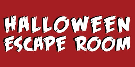 Halloween Escape Room tickets