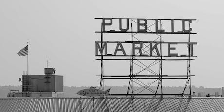 Pike Place Market Guided Food Tour tickets