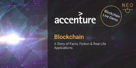 NEO Keynote - Accenture: Blockchain tickets