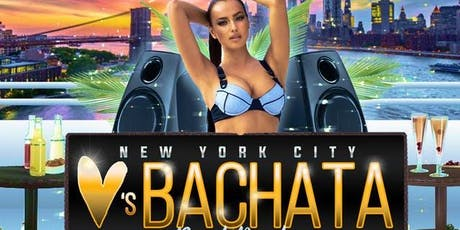 NYC #1 BACHATA LATIN BOAT PARTY CRUISE  NEW YORK CITY VIEWS  OF STATUE OF LIBERTY,Cocktails & Music  tickets