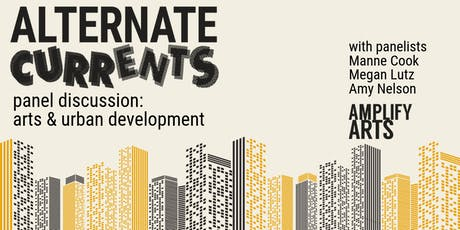 Panel Discussion: Arts & Urban Development tickets