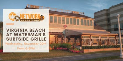 Network After Work Virginia Beach at Waterman's Surfside Grille