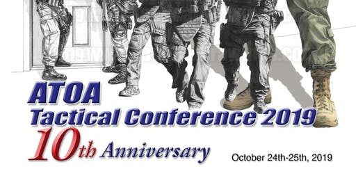2019 ATOA Annual Tactical Conference and Vendor Show