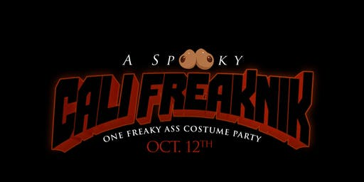 CALIFREAKNIK COSTUME PARTY