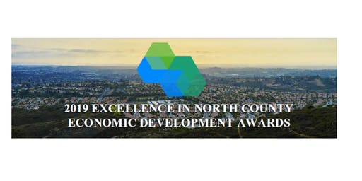 2019 Excellence in North County Economic Development Awards Luncheon
