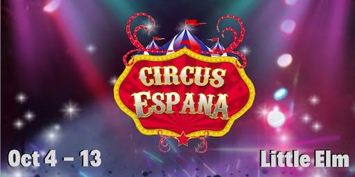 Circus Espana - Little Elm