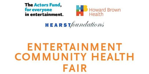 Chicago Entertainment Community Health Fair