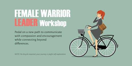 Female Warrior Leader Workshop tickets