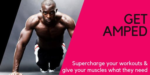 Supercharge your workout - Healthy Happy Hour!