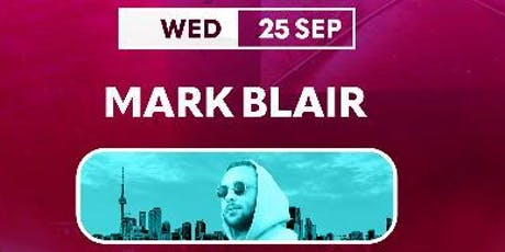 Mark Blair at Ozone Athlone tickets
