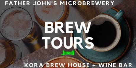 Team Johnson's Brew Tour tickets