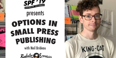 Options in Small Press Publishing tickets