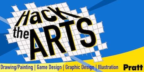 Hack the Arts - Creative Arts Workshops/Info Session at Pratt Manhattan tickets