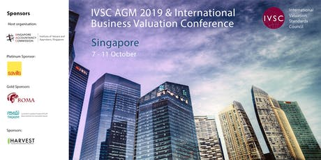 IVSC AGM (you will need to register separately for the BV conference) tickets