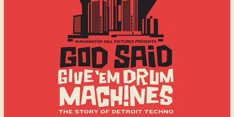 "DePaul University's Vistiting Artists Series Presents a Work-in-Progress Screening of ""God Said Give Em Drum Machines"" tickets"