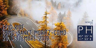 EPIC RIDE #2 - Como - Sankt Moritz - Como