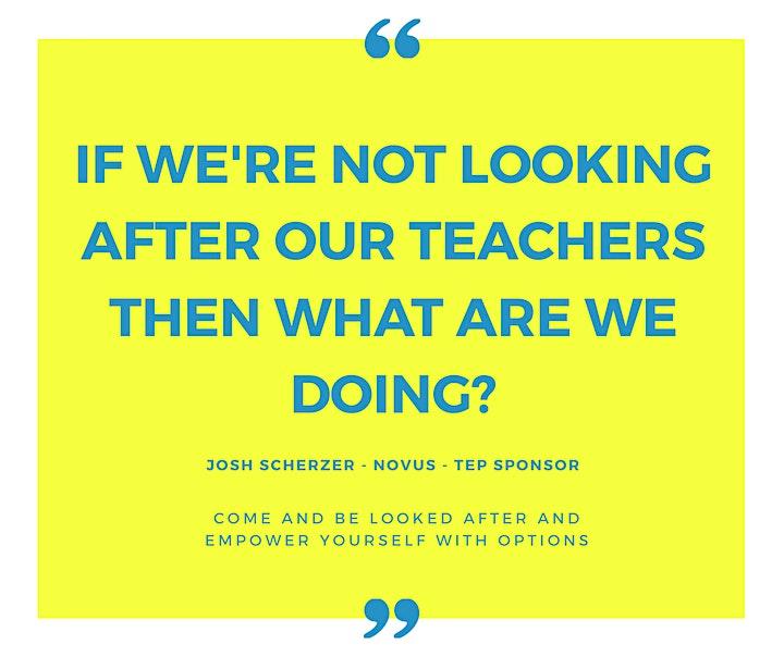 The Teacher Empowerment Event - London image