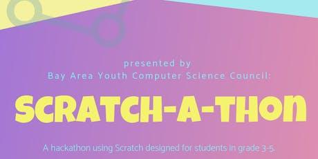 BAYCSC presents: Scratch-a-thon tickets