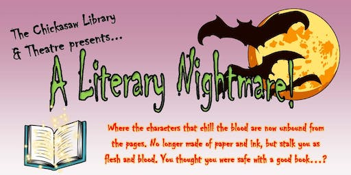 Literary Nightmare Haunted House and Hayride