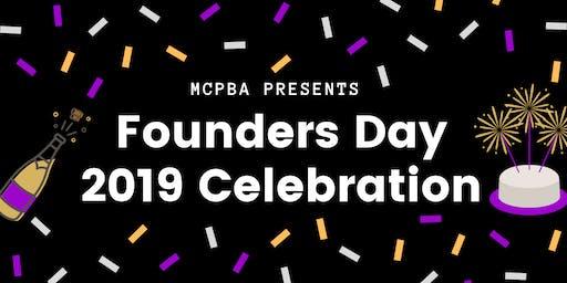 MCPBA Founders Day Celebration