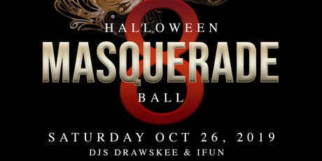 Don Julio Tequila Presents The Halloween Masquerade Ball 8 tickets