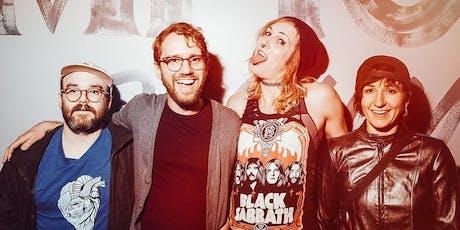 Toxic Moxie Album Release tickets