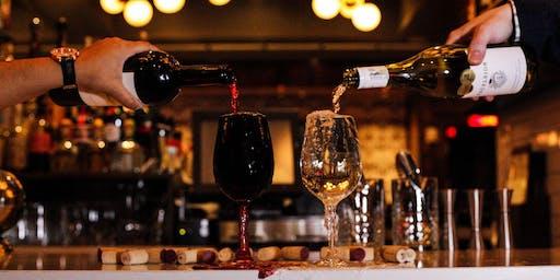 Bottomless Wine Dinner at Trademark Taste + Grind