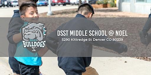 DSST Middle School @ Noel Tours 19-20