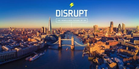 DisruptHR London #15 tickets