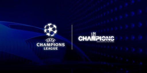 Champions League Watching Party PSG vs Real Madrid