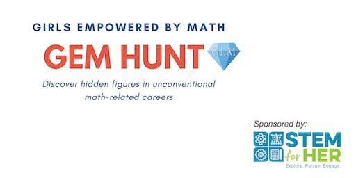 GEM Hunt: A Scavenger Hunt for High School Girls