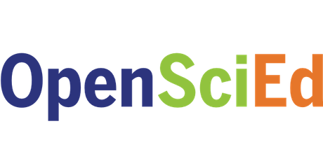OER in Middle School Science - OpenSciEd tickets