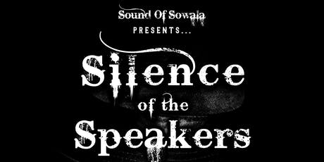 Silence Of The Speakers tickets