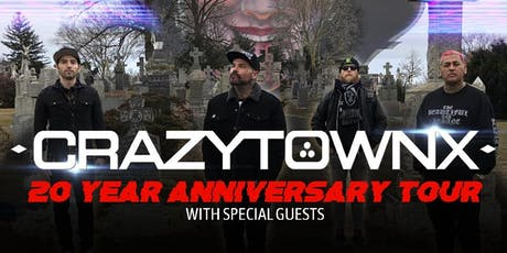 Crazy Town - A 175 Concert Experience! tickets