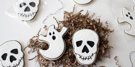 Halloween Cookie Decorating at the Brewery tickets
