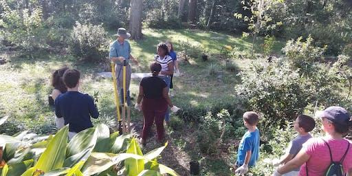 National Public Lands Day at Ravine Gardens State Park