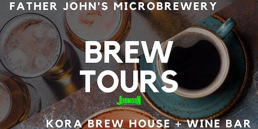 Team Johnson's Brew Tour