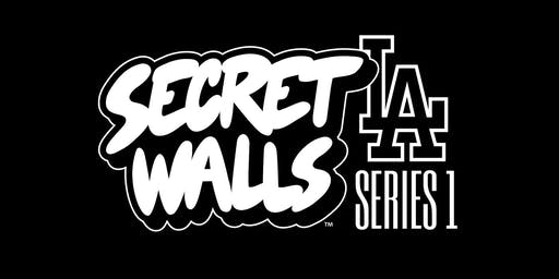 Secret Walls x LA Series 1 : GRAND FINAL