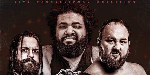 Frontline Pro #16 - Live Professional Wrestling