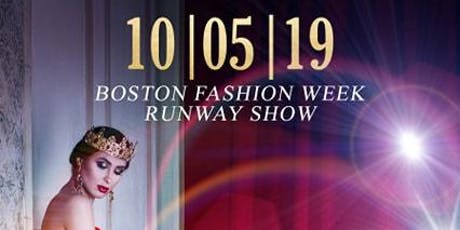BOSTON EN VOGUE 2019 / LUXURY fashion on Newbury St! tickets