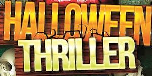 HALLOWEEN THRILLER 2019 @ FICTION NIGHTCLUB   THURSDAY...