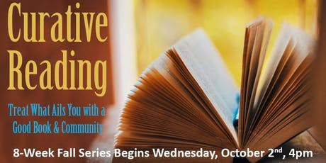 Curative Reading Fall Series tickets