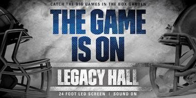 Dallas Cowboys vs. New England Patriots Watch Party [Free]