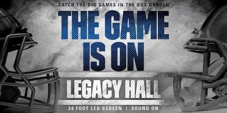 Dallas Cowboys vs. New England Patriots Watch Party [Free] tickets